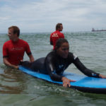 Point Lonsdale surfing school