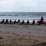 surfing lessons in Pt Lonsdale