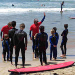 learn to surf in Point Lonsdale